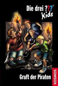 Die drei ???-Kids 07. Gruft der Piraten. (drei Fragezeichen)