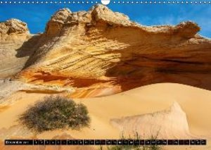 Coyote Buttes Vermillion Cliffs N.M. (Wall Calendar 2015 DIN A3