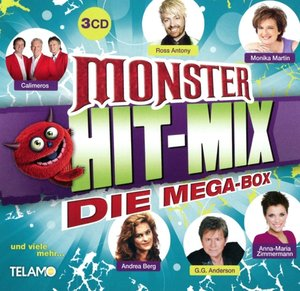 Monster Hit-Mix:Die Mega Box