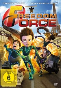 Freedom Force (DVD)