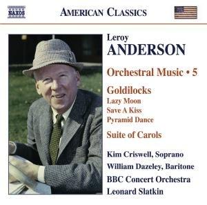 Orchesterwerke Vol.5