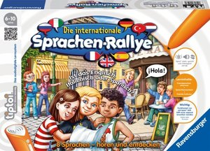 Ravensburger 00705 - Sprachen-Rallye