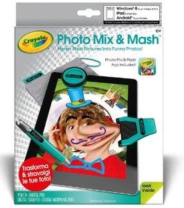 Crayola DigiTools Photo Mix & Mash