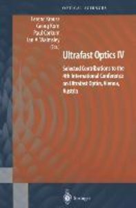 Ultrafast Optics IV