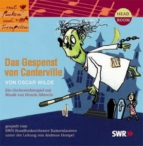 Das Gespenst von Canterville. CD