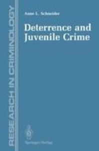 Deterrence and Juvenile Crime