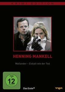 H.Mankell:Wallander-Eiskalt wie d.Tod (Krimieditio