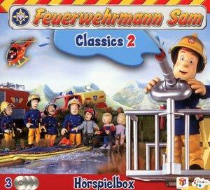 Feuerwehrmann Sam Classics-Hörspiel Box 2 (3CDs)