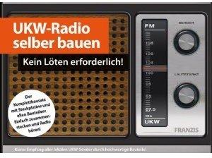 Lernpaket Das UKW-Retro-Radio ohne zu löten