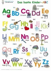 Das bunte Kinder-ABC