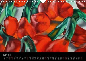 Kisses and Such (Wall Calendar 2015 DIN A4 Landscape)