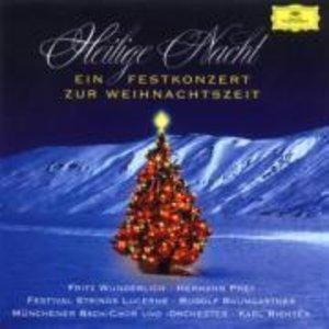 Heilige Nacht. Klassik-CD