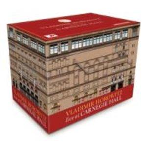 Vladimir Horowitz live at Carnegie Hall(41CD+1DVD)