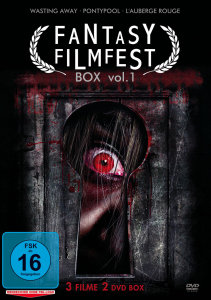 Phantastische Film Box (DVD)
