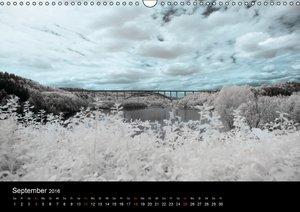 Infrarot-Fotografie 1 (Wandkalender 2016 DIN A3 quer)