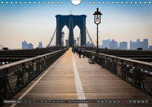 New York City Impressionen (Wandkalender 2016 DIN A4 quer)