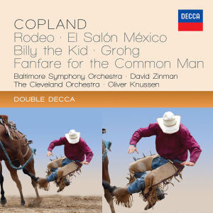 Rodeo-Ballet/El Salon Mexico/Billy The Kid