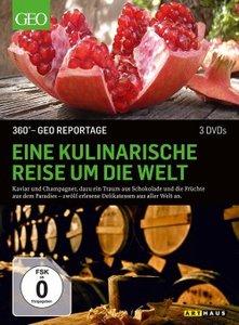 Eine kulinarische Reise um die Welt. 360° - GEO Reportage