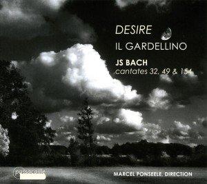 Desire-Kantaten BWV 32/49/154/+