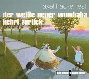 Der weiße Neger Wumbaba kehrt zurück. CD