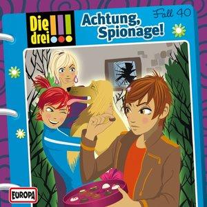 Die drei !!! 40: Achtung, Spionage!