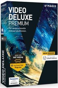 MAGIX Video Deluxe Premium 2017 - Die anspruchsvolle Videoproduk