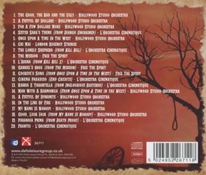 Movie Music of Ennio Morricone - zum Schließen ins Bild klicken