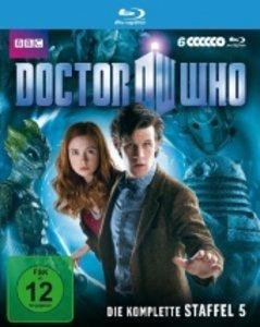 Doctor Who-Staffel 5-Komplettbox (6 Discs)