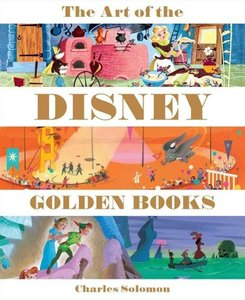 The Art of the Disney Golden Book