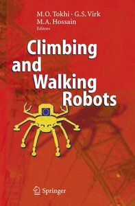 Climbing and Walking Robots