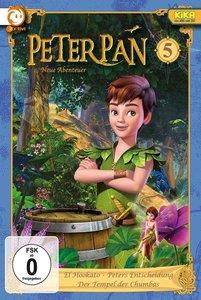 Peter Pan 05: El Hookato / Peters Entscheidung / Der Tempel