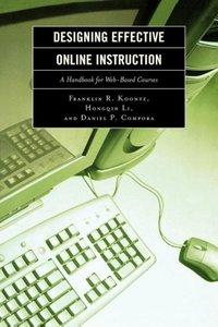 Designing Effective Online Instruction