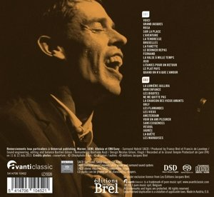 Voici-30 songs of Jacques Brel