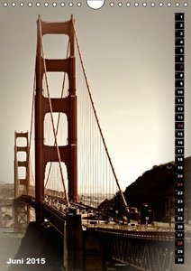 Viola, M: LOVELY... SAN FRANCISCO (Wandkalender 2015 DIN A4