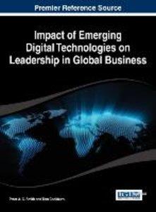 Impact of Emerging Digital Technologies on Leadership in Global
