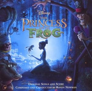 The Princess And The Frog (Engl.Original Version)