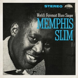 World's Foremost Blues Singer