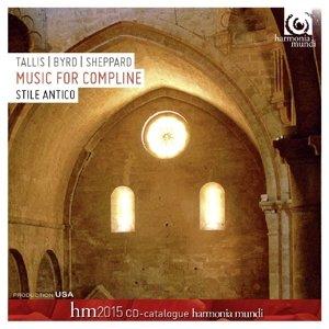 Music For Compline (+Kat.2015)