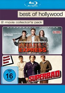 Ananas Express / Superbad