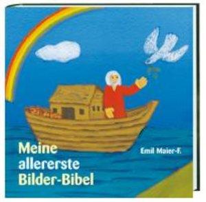 Meine allererste Bilder-Bibel