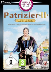 Patrizier 2 Gold (Purple Hills Black)
