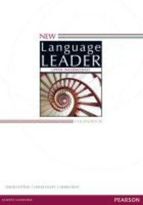 New Language Leader: Upper Intermediate Coursebook