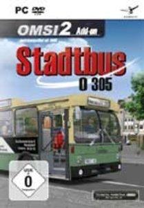 OMSI 1 & 2 - AddOn Stadtbus O305