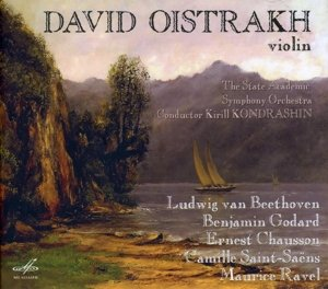 David Oistrakh-Selected Recordings