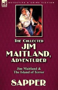 The Collected Jim Maitland, Adventurer-Jim Maitland & The Island