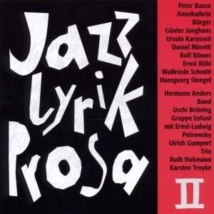 Jazz-Lyrik-Prosa 2