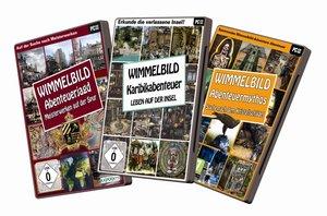 Wimmelbild Spielesammlung 3er-Pack (Vol. 2)