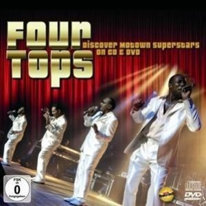 Discover Motown Superstars (CD+DVD)