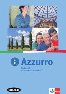 Azzurro. Lehr- und Arbeitsbuch