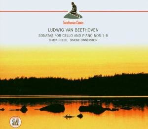 Beethoven: Sonatas For Cello